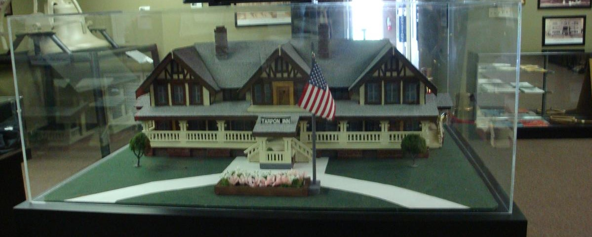 Small Scale Model of Building
